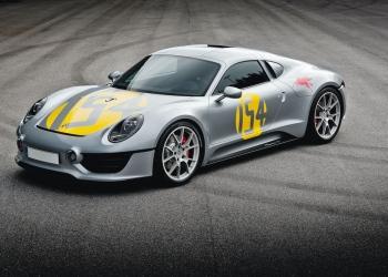 Porsche Le Mans Living Legend (2016)