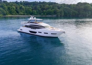 Princess Y85, un nuevo yate de motor 'Y Class' de Princess Yachts