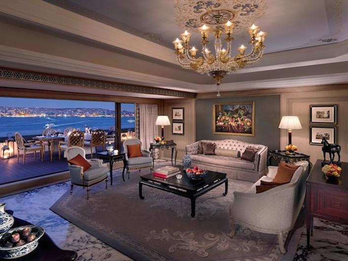 Shangri-La Suite: Una de las 10 suites de hotel más exclusivas del mundo.
