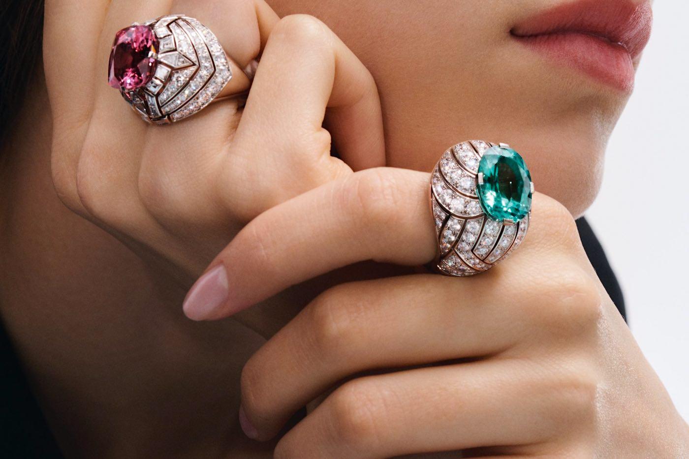 Stellar Times, colección de alta joyería de Louis Vuitton.