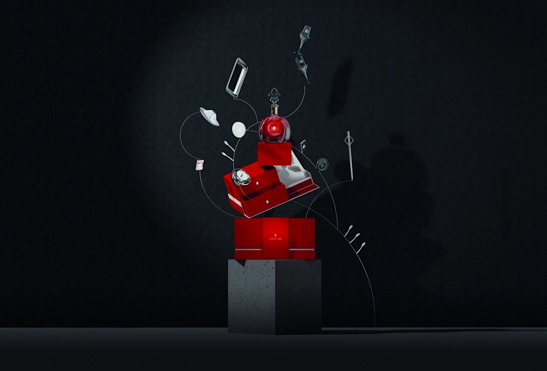 """Unas semanas antes de que termine el año, el coñac LOUIS XIII presenta """"The Gift Collection"""""""