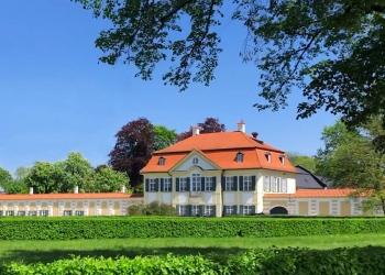 Sala de cine, bodega, gimnasio y más: Esta maravilloso hotel palacio en Múnich cuesta $57.000 la noche
