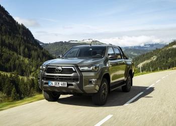 Toyota Hilux 2021: ya en pre-venta en España