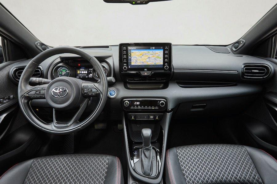 Toyota Yaris Electric Hybrid