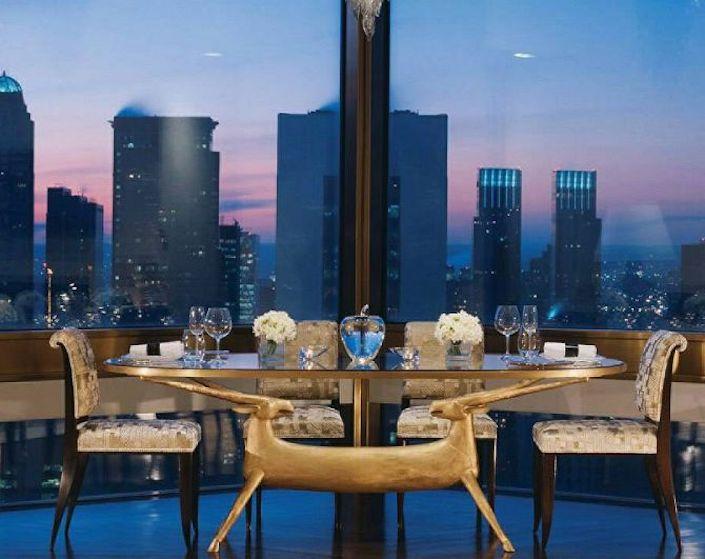 Ty Warner Suite: Una de las 10 suites de hotel más exclusivas del mundo.