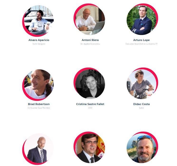 Speakers de la feria náutica virtual de Baleares