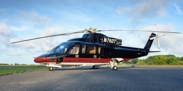 Helicóptero Sikorsky S-76B