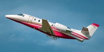 Jet privado de negocios