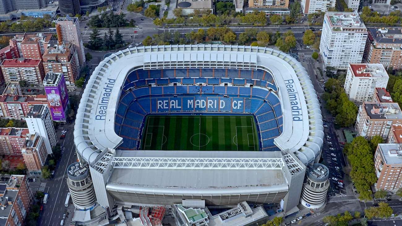 El Real Madrid empieza a utilizar el primer dispositivo ecológico que elimina el 99,99% de la Covid-19