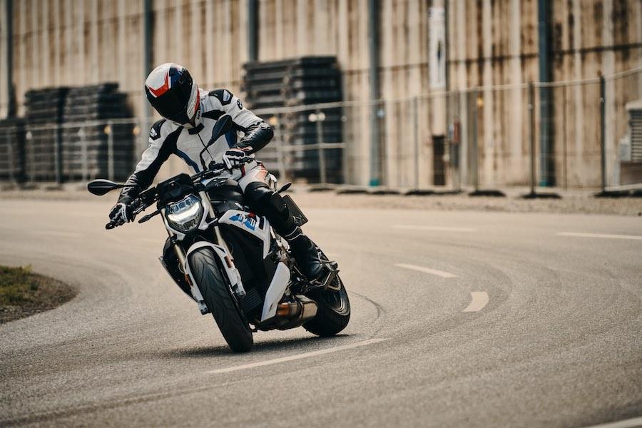 Revelan la nueva motocicleta BMW S 1000 R 2021