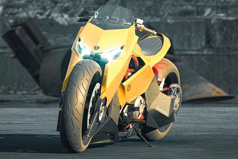 El diseñador Al Yasid de Yasid Design acaba de crear una bestial Mangusta.