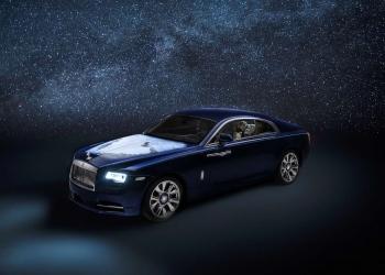Rolls-Royce Wraith 'Inspired By Earth': encargado a medida por un cliente multimillonario del Oriente Medio