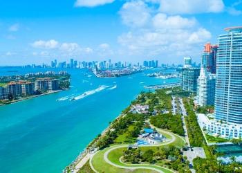 Miami Beach. Florida. USA.