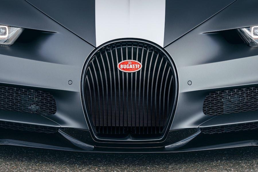 """El nuevo Bugatti Chiron Sport """"Les Légendes du Ciel"""": Honrando los gloriosos días del Grand Prix"""