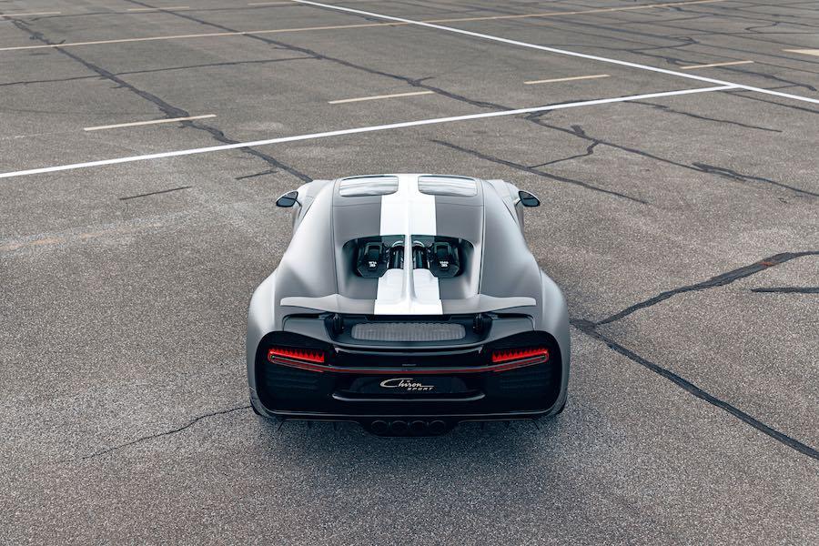 """El nuevo """"Les Légendes du Ciel"""" de Bugatti: Honrando los gloriosos días del Grand Prix"""