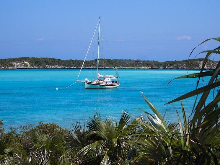 Exumas en Las Bahamas