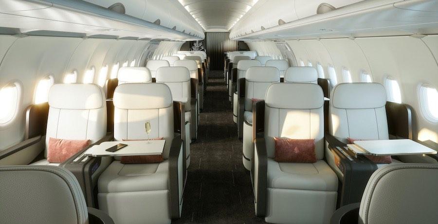 Four Seasons Private Jet presenta sus itinerarios para 2022 a bordo del nuevo Airbus A321LR