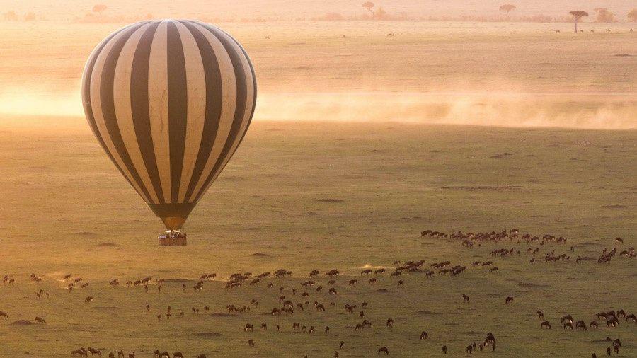 Las maravillas africanas, un nuevo itinerario en jet privado para familias.