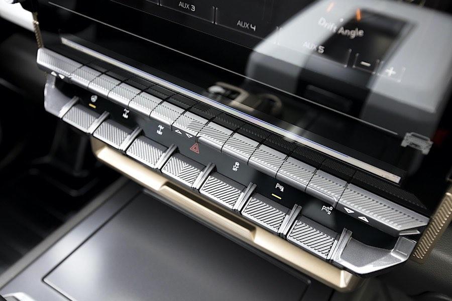 La pickup Edición 1 es impulsada por la nueva tecnología de baterías Ultium y presenta la tercera generación de vehículos eléctricos GM.