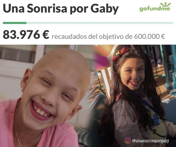 Gaby, la paciente crónica que necesita soporte económico para curarse