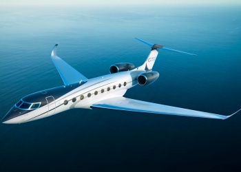Gulfstream G700, el jet de negocios más grande del mundo