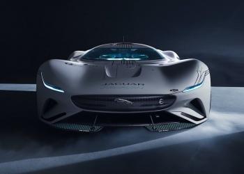 Llega el Jaguar Vision Gran Turismo SV