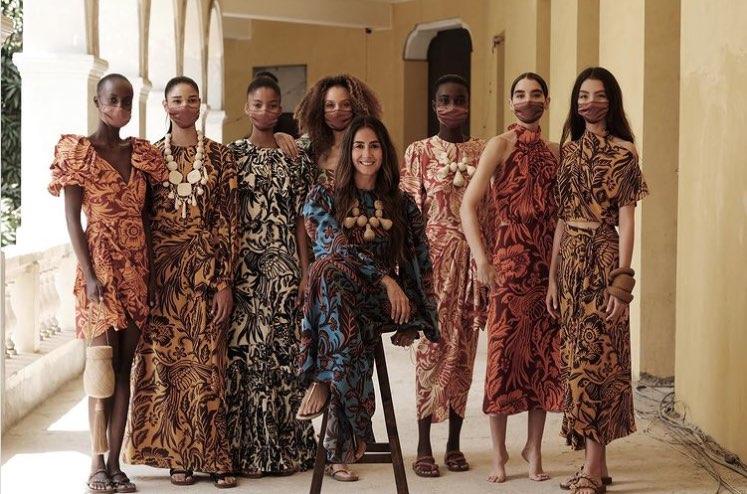 Johanna Ortiz: historias inspiradoras donde la moda crea un mundo mejor.