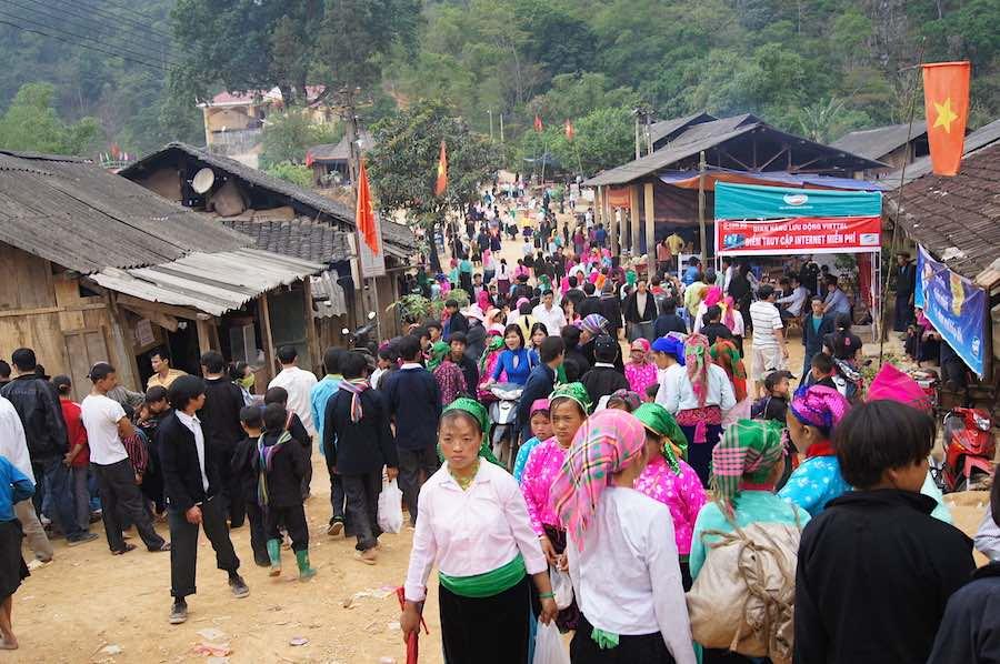 Festival del Amor Khau Vai
