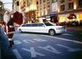 La limusina de Papa Noel llega estas navidades a Madrid
