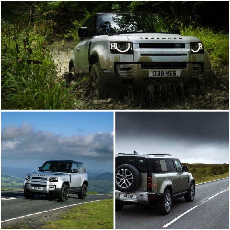 El nuevo Land Rover Defender