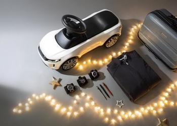 """""""Above And Beyond"""" en Navidad: Nuevos regalos disponibles online y en la red oficial de concesionarios Land Rover"""