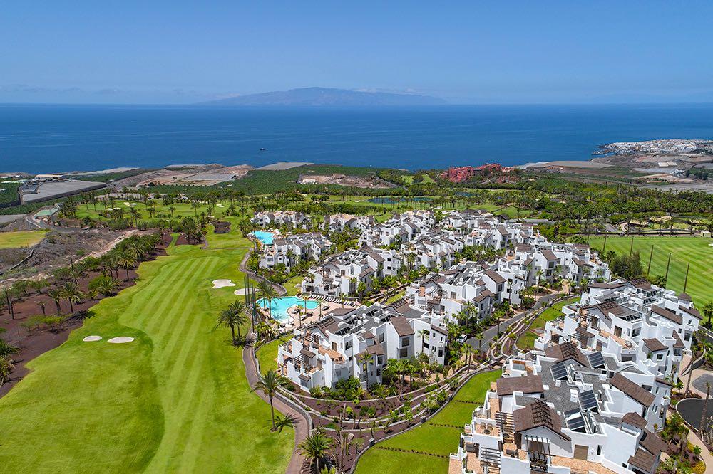 Las Terrazas de Abama, 'Mejor Resort de España' en los World Travel Awards