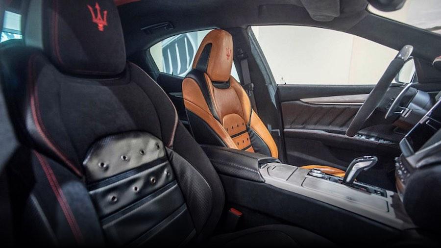 Exclusiva presentación del Maserati MC20 en España