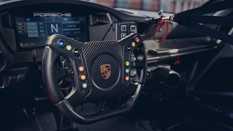 Porsche ha presentado la última generación del coche de carreras más vendido del mundo.