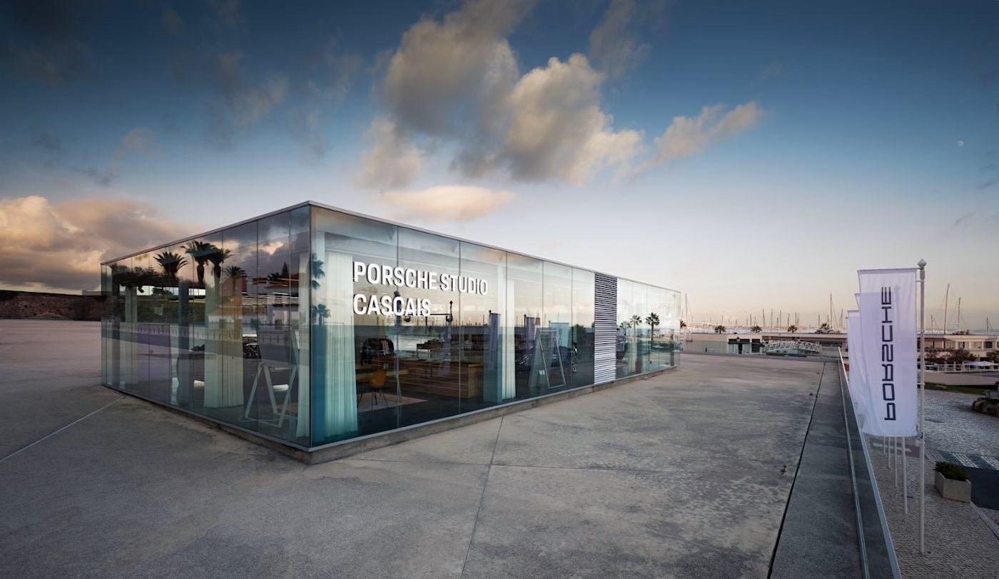 Porsche inaugura un concepto exclusivo en la Marina de Cascais