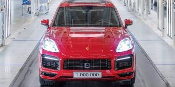 Un millón de Porsche Cayenne fabricados: audacia, secretos y récords mundiales