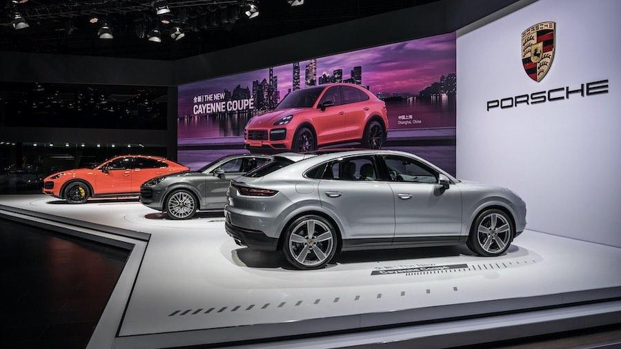 Abril de 2019: estreno del SUV Coupé en Shanghái.