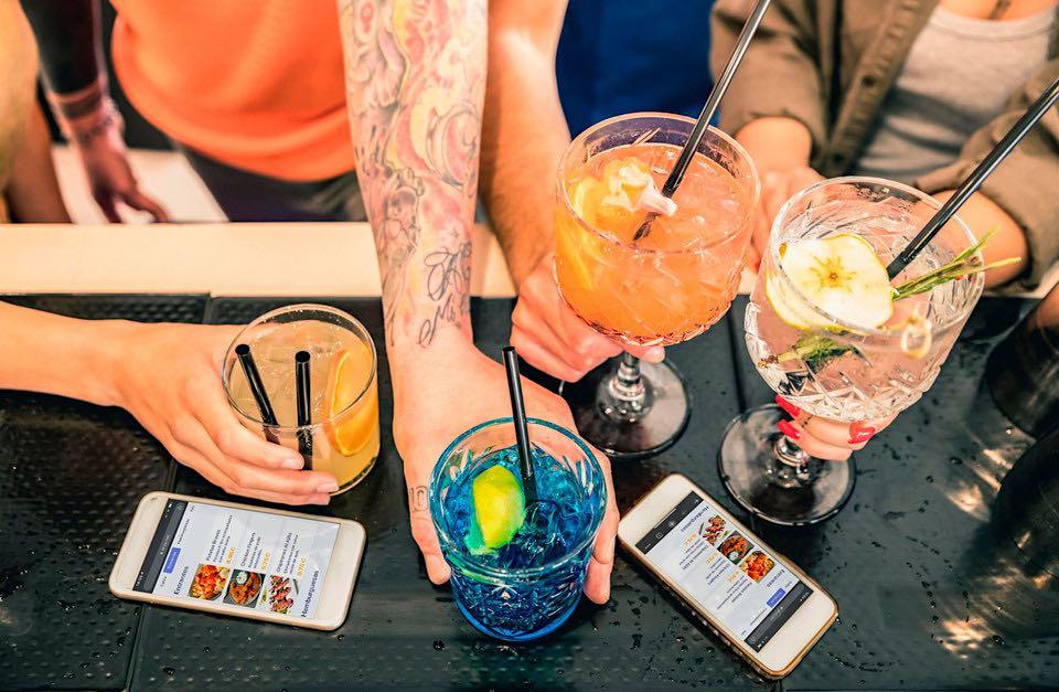 Los restaurantes se reinventan después del COVID, gracias a los códigos QR: qrya.net