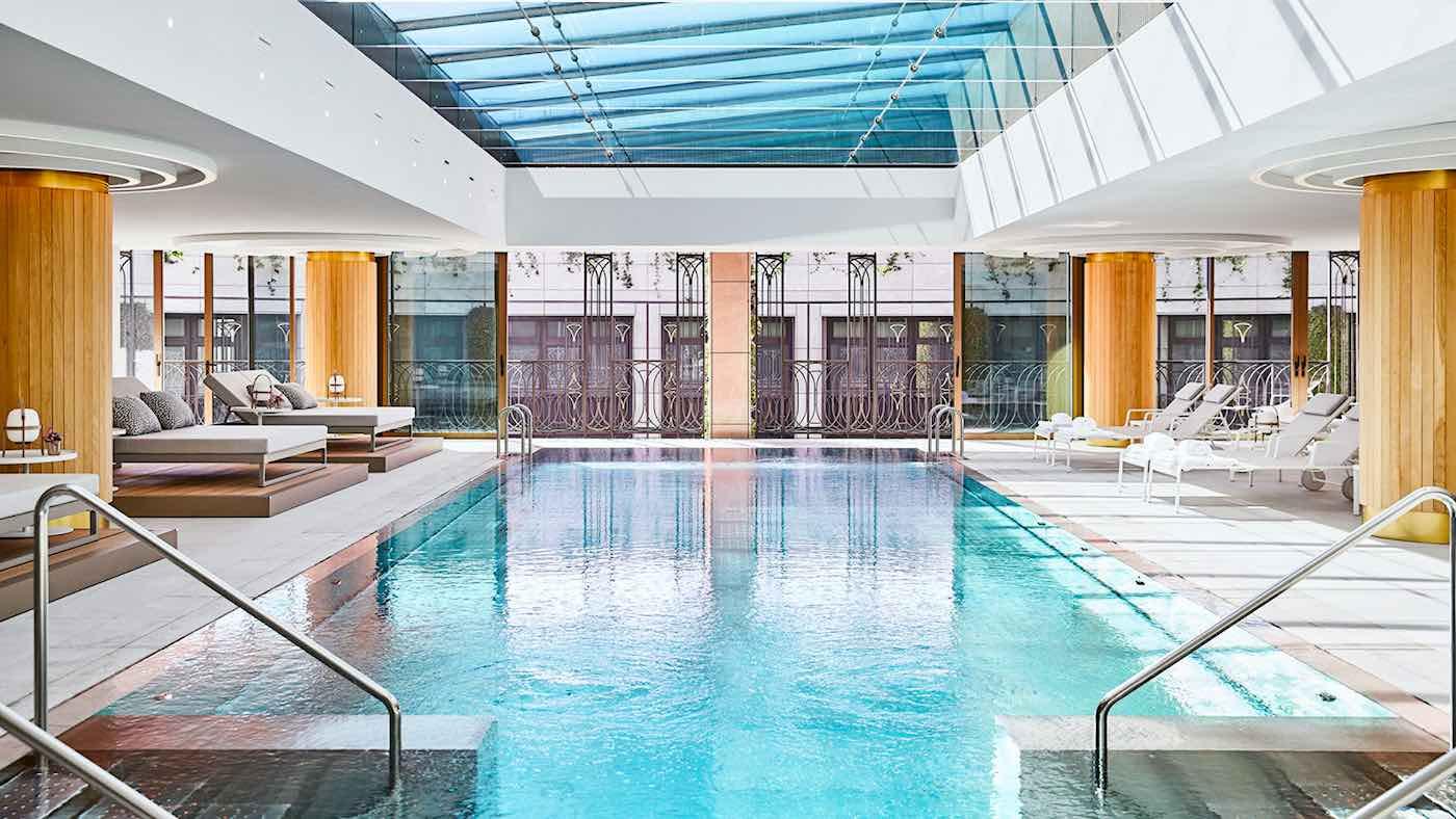 Four Seasons Hotel Madrid anuncia la apertura del SPA, un Spa urbano transformador que trae un nuevo e incomparable concepto de salud y bienestar al corazón de la ciudad