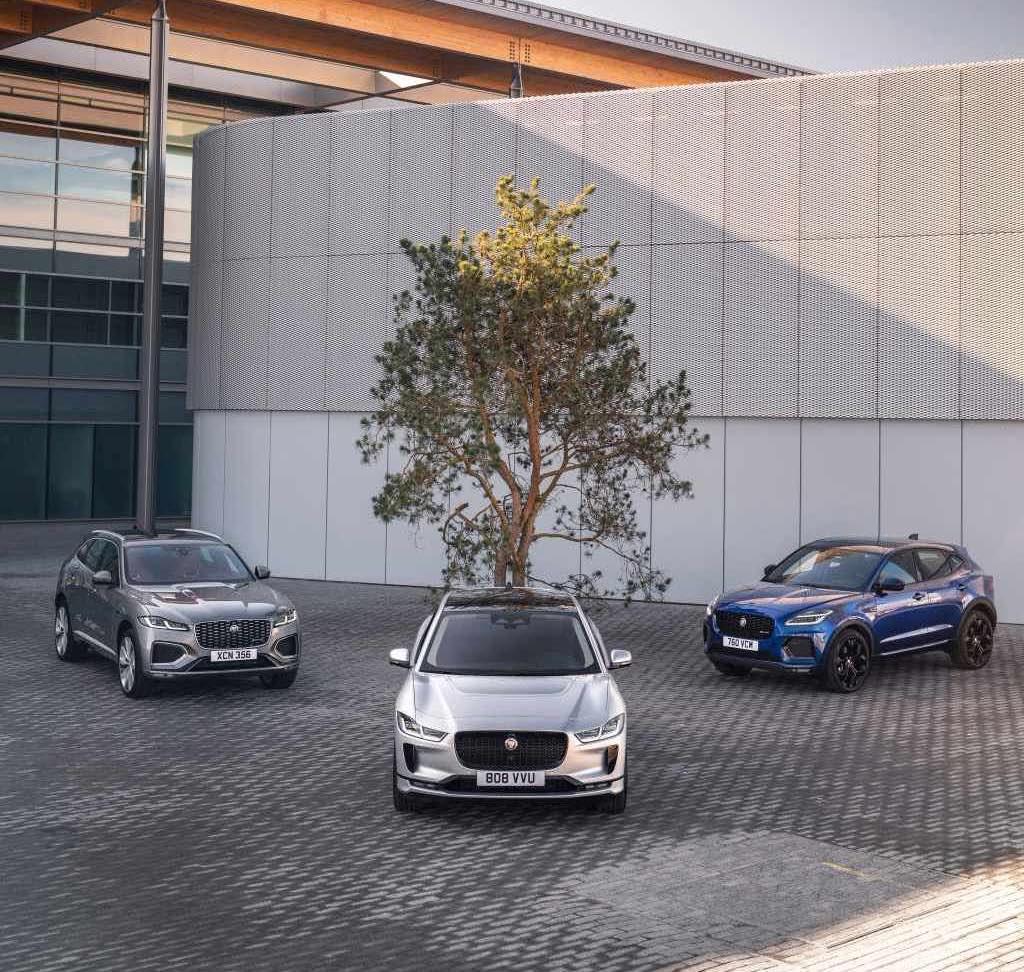 Disfrutar de la gama SUV de Jaguar gracias a las ventajas del Renting Familia Pace