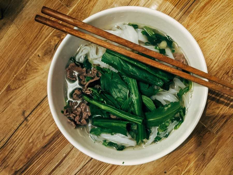 Sopa Pho, Vietnam