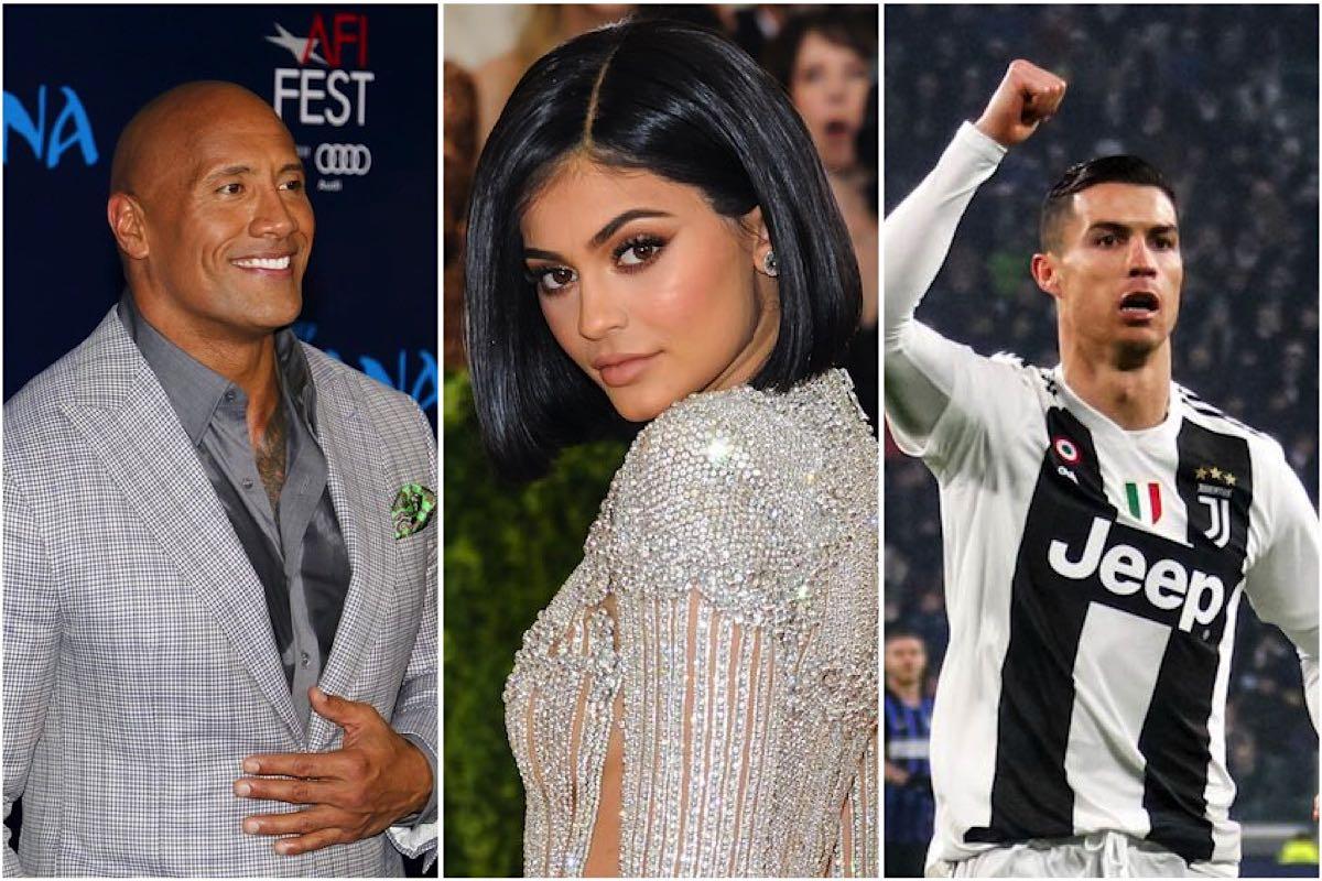 Las celebridades que más cobraron por publicación patrocinada en Instagram | Top 20 en 2020