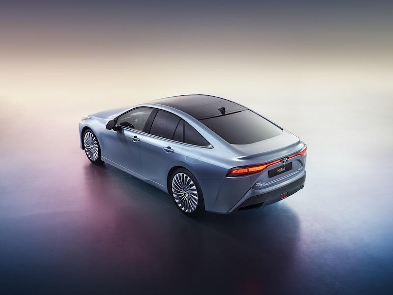 Toyota facilita a sus socios comerciales su vanguardista tecnología de pilas de combustible con el fin de acelerar la sociedad del hidrógeno