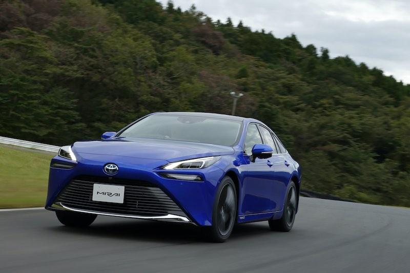 Toyota confía en que su volumen de negocio de pilas de combustible se multiplique por diez en un breve plazo.