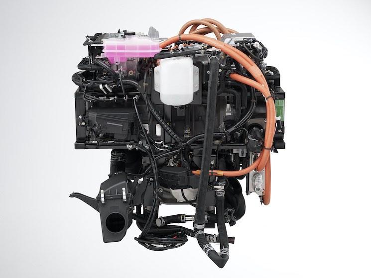 La tecnología de pila de combustible de Toyota sigue evolucionando rápidamente en términos de capacidad, reducción de costes, así como mejor almacenamiento y tamaño.