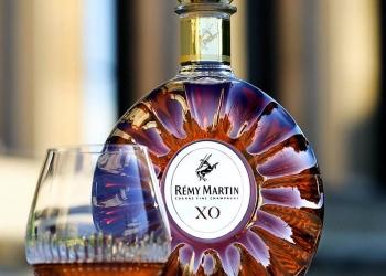 Botella Rémy Martin XO