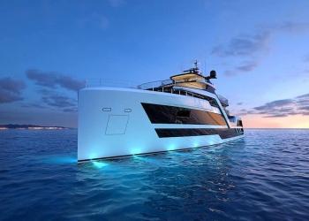 Explore el mundo con a bordo del impresionante concepto de megayate Vanguard Explorer de Hydrotec