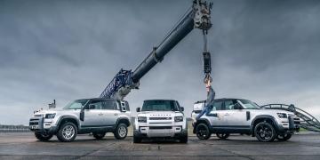 """El nuevo Land Rover Defender elegido """"Car Of The Year"""" por Top Gear."""