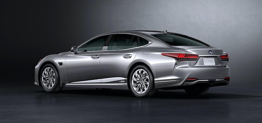 El nuevo Lexus LS 2021 debuta con un nuevo look, actualizaciones de estilo e infoentretenimiento