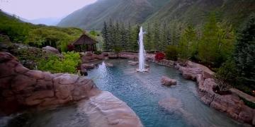 Vea cómo luce una piscina de 2 millones de dólares